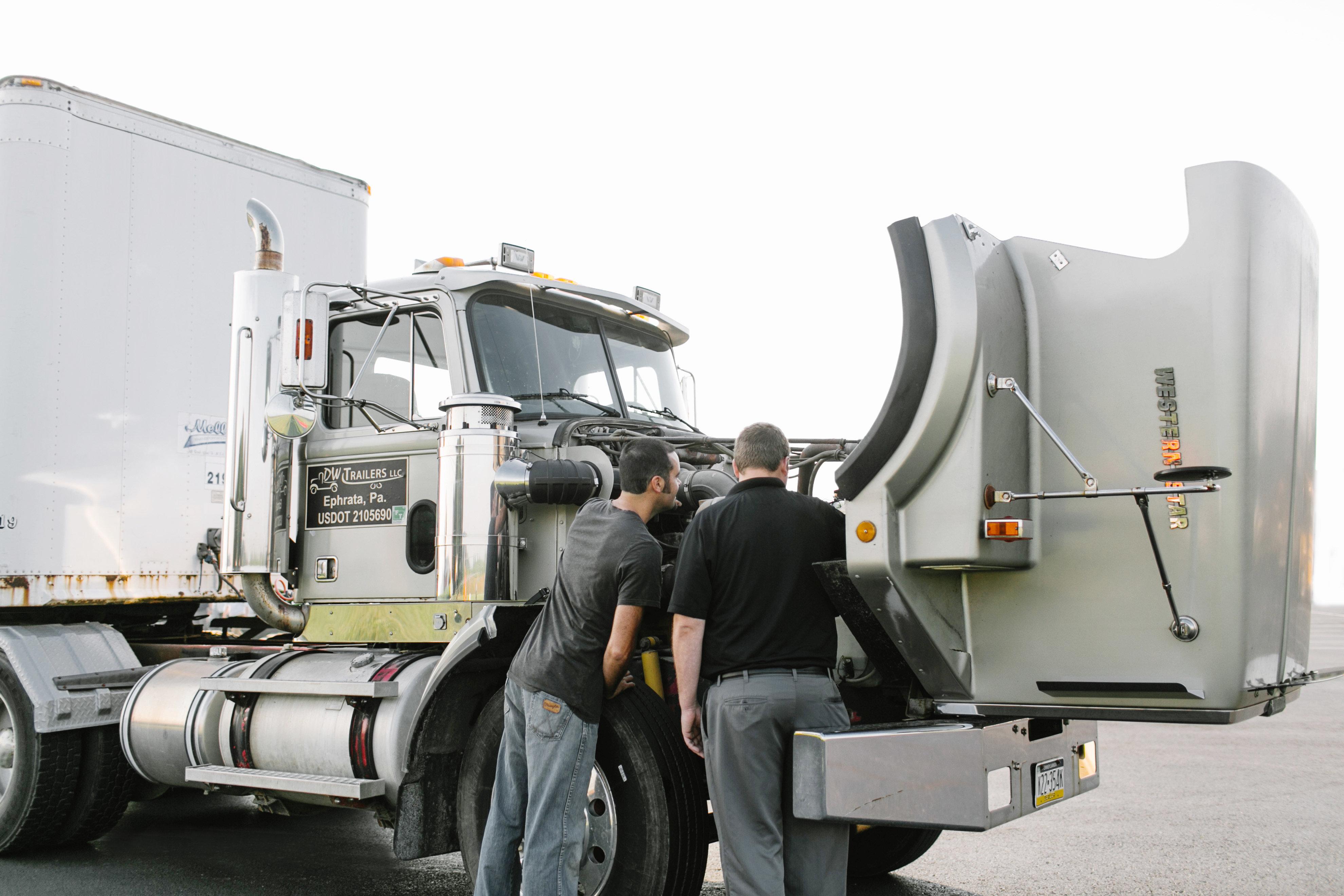CDL driver training Lititz, PA near Philadelphia, Pennsylvania