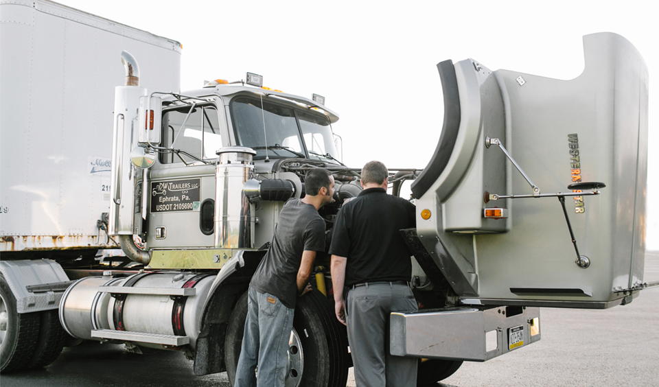 Driver Pre and Post-Trip Inspections Guide