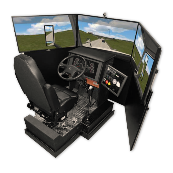 Truck Driving Simulator | CDL Training | Driver Training Center